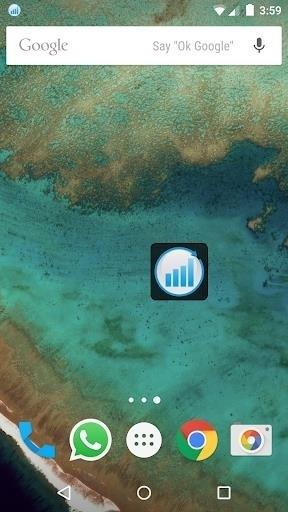 Скриншот Network Signal Refresher Pro для Android