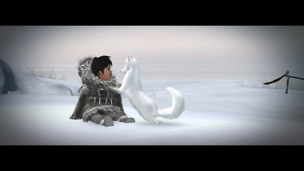 Скриншот Never Alone: Ki Edition для Android