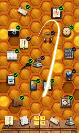 Скриншот Next honeycomb live wallpaper для Android