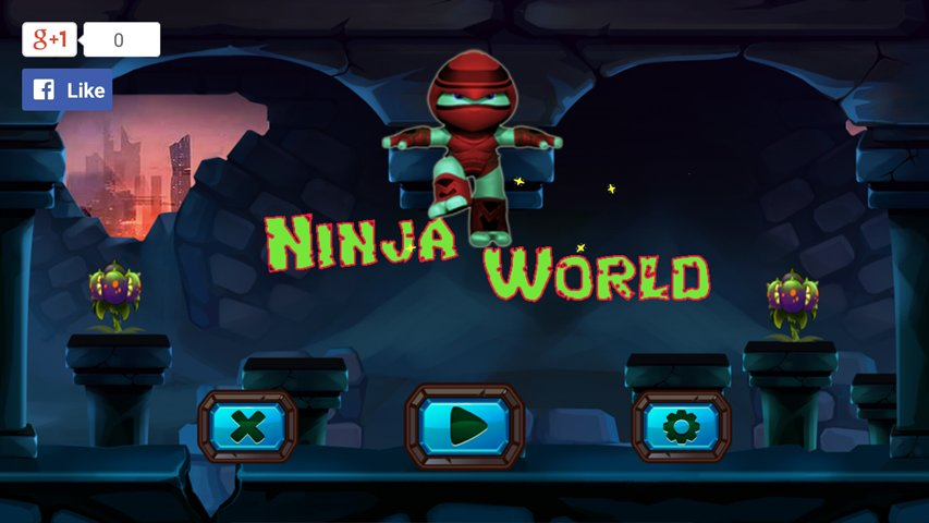 Скриншот Ninja World in Turtles для Android