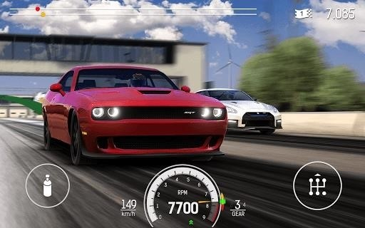 Скриншот Nitro Nation Drag Racing для Android