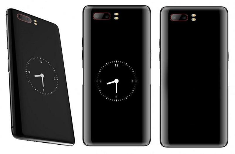 Необычный флагманский смартфон от Nubia (суббренда ZTE)