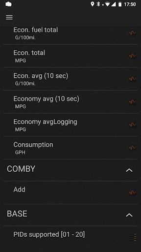 Скриншот OBD Авто Доктор Pro для Android