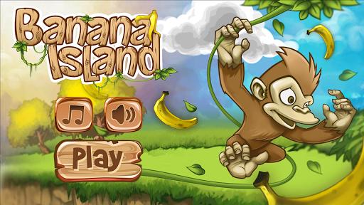 Скриншот Обезьяна Бегущий Игры Бегалки для Android