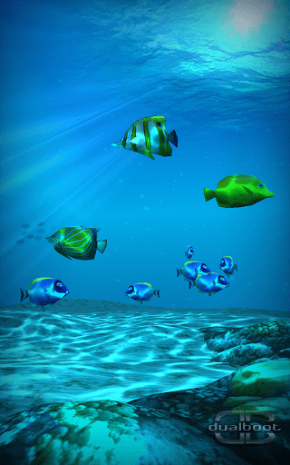 Скриншот Ocean HD для Android