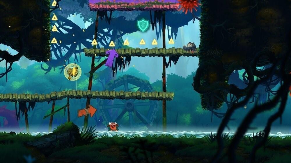 Скриншот Oddmar для Android