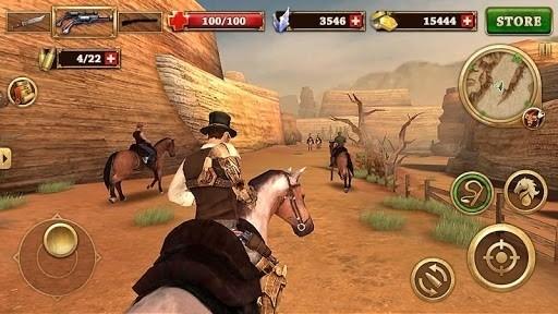 Скриншот Огонь с Запада для Android