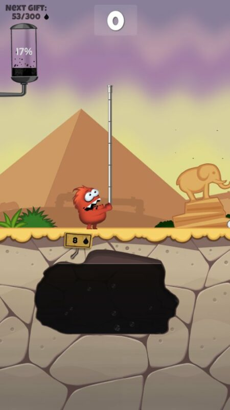 Скриншот Oil Hunt для Android