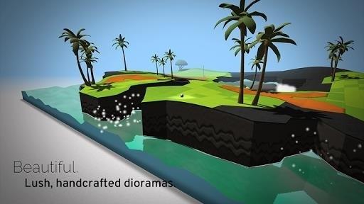 Скриншот OK Golf для Android