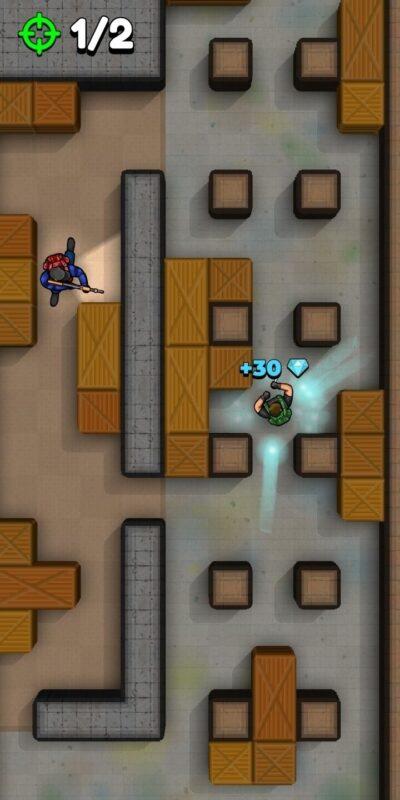 Скриншот Охотник убийца для Android