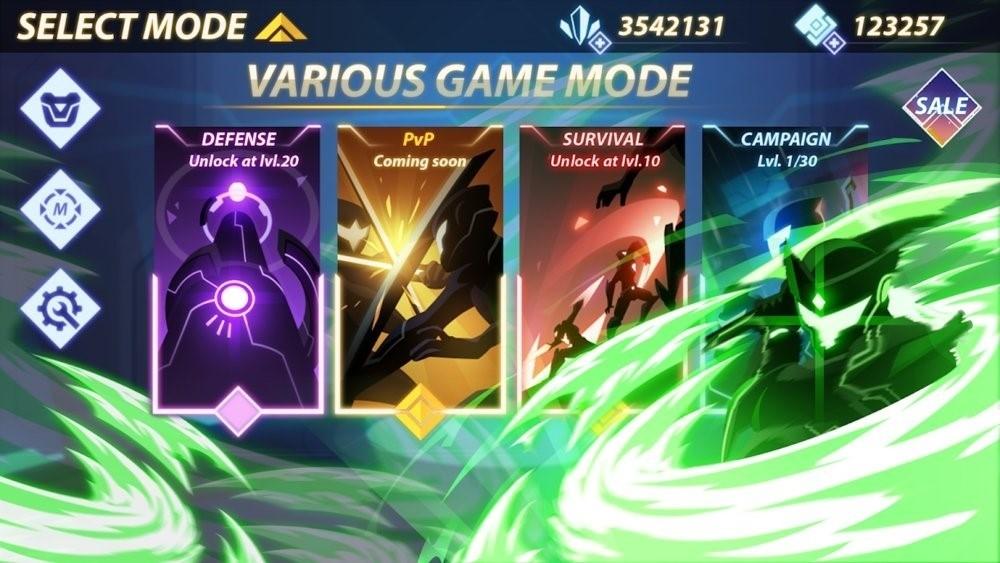 Скриншот Overdrive Ninja Shadow Revenge для Android