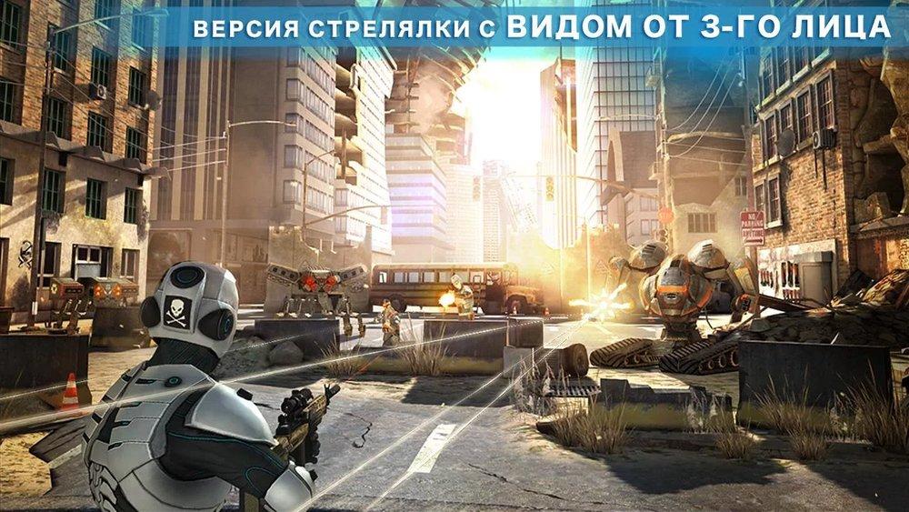 Скриншот Overkill 3 для Android