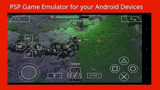 Скриншот OxPSP (PSP.EMU) для Android