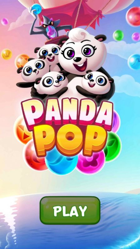 Скриншот Panda Pop для Android