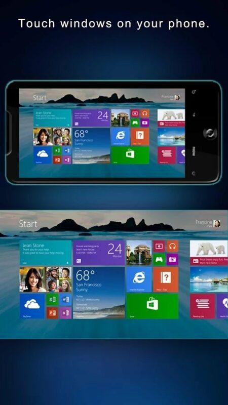 Скриншот PC Remote для Android