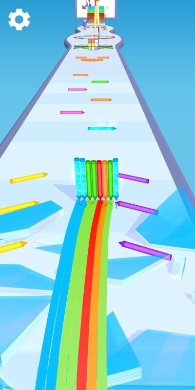 Скриншот Pencil Rush для Android