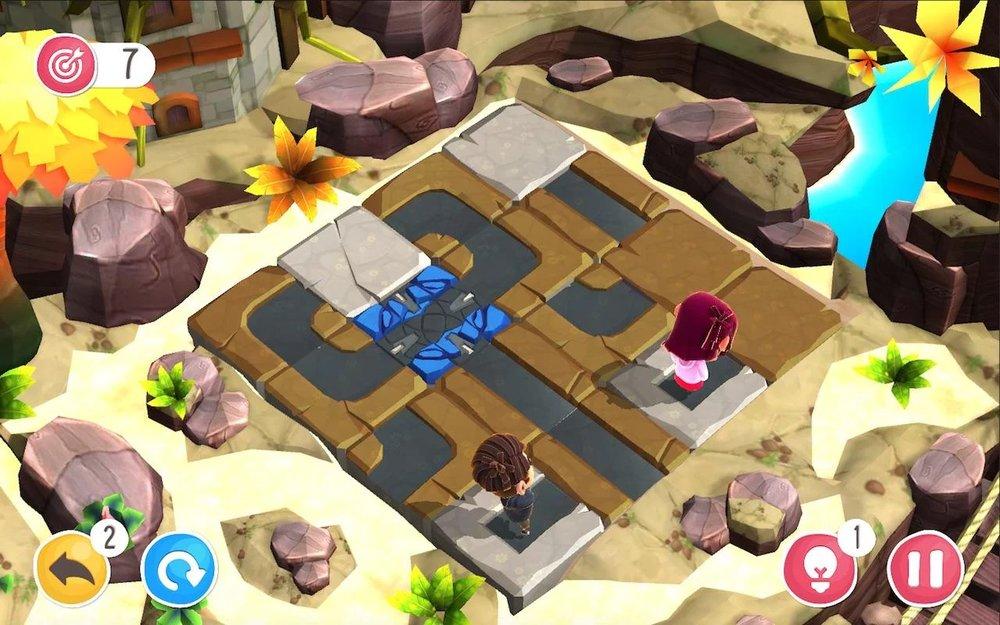 Скриншот PepeLinde Adventures для Android
