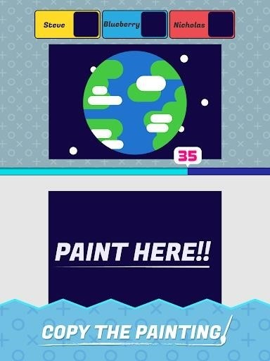 Скриншот Perfect Paint для Android