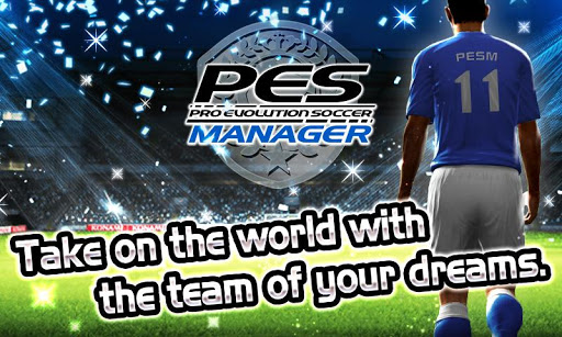 Скриншот PES MANAGER для Android