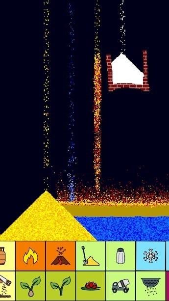 Скриншот Песочница — успокаиваем нервы для Android