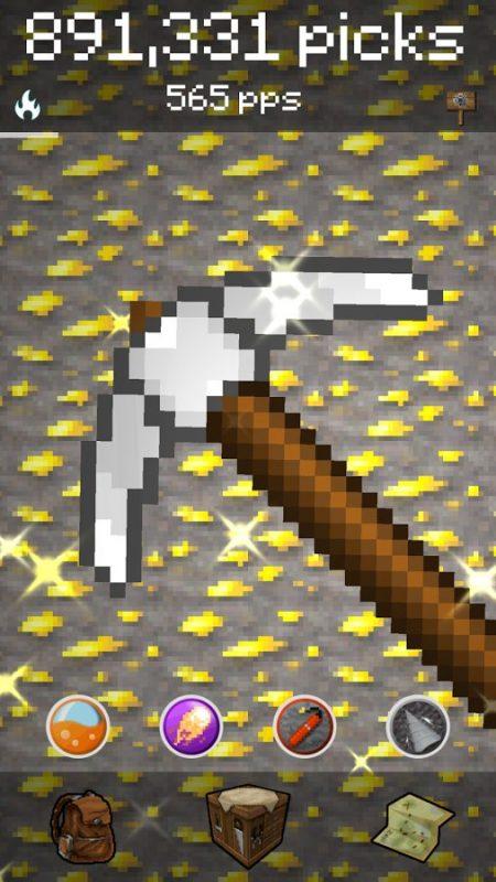 Скриншот Pickcrafter для Android
