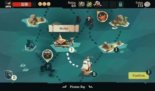 Скриншот Pirates Outlaws для Android