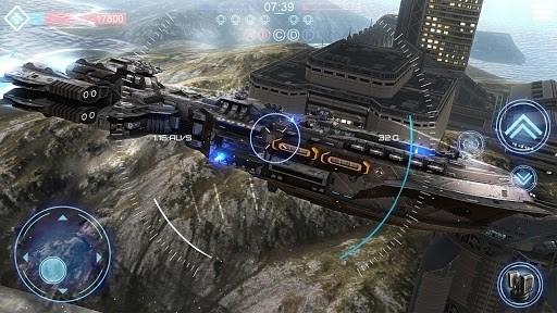 Скриншот Planet Commander для Android