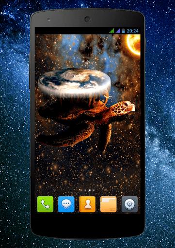 Скриншот Плоский мир для Android