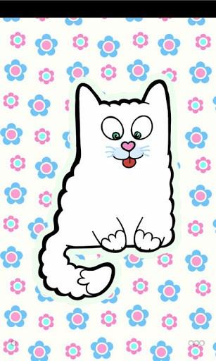 Скриншот Plush Cat Free для Android