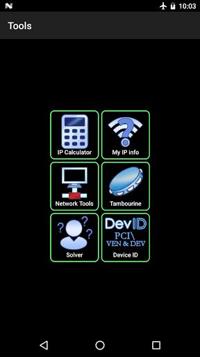 Скриншот Pocket Admin для Android