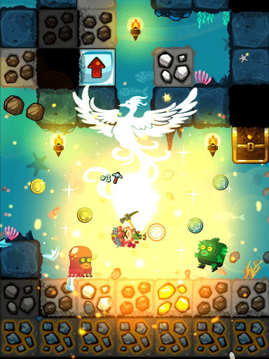 Скриншот Pocket Mine 3 для Android