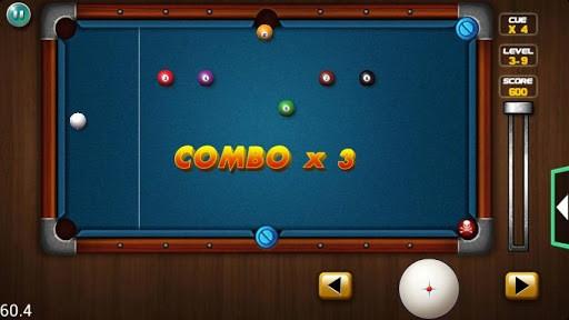 Скриншот Pocket Pool Pro для Android