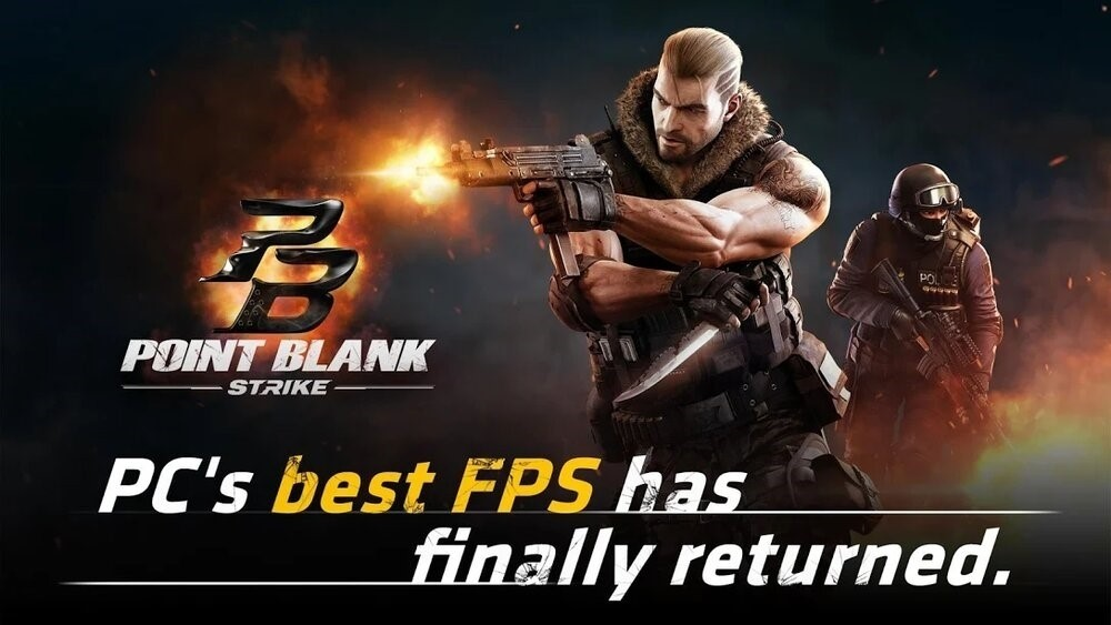 Скриншот Point Blank: Strike для Android
