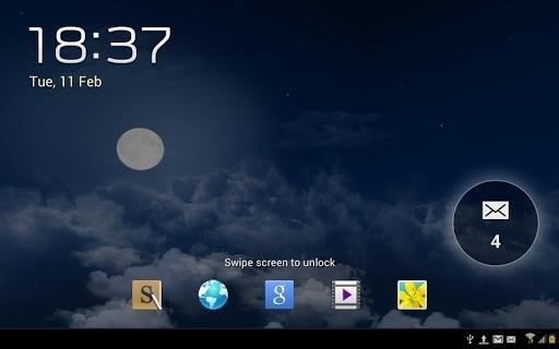 Скриншот Полёт в облаках для Android