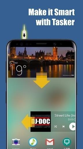 Скриншот Popup Widget 3 для Android