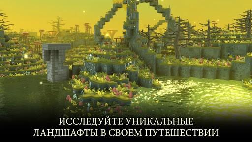 Скриншот Portal Knights для Android