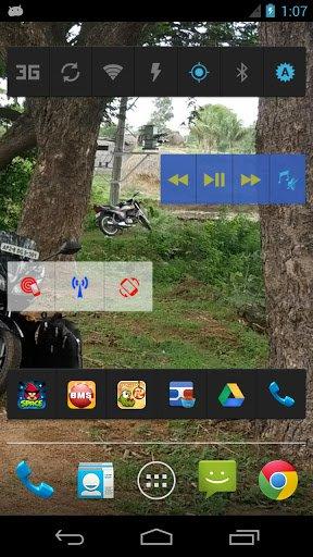 Скриншот Power Toggles для Android