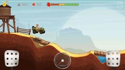 Скриншот Prime Peaks для Android