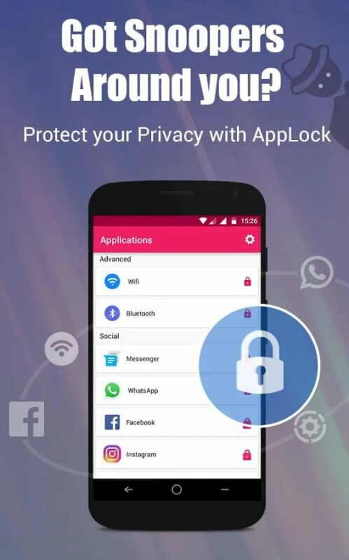 Скриншот Private Photo, Video Locker для Android