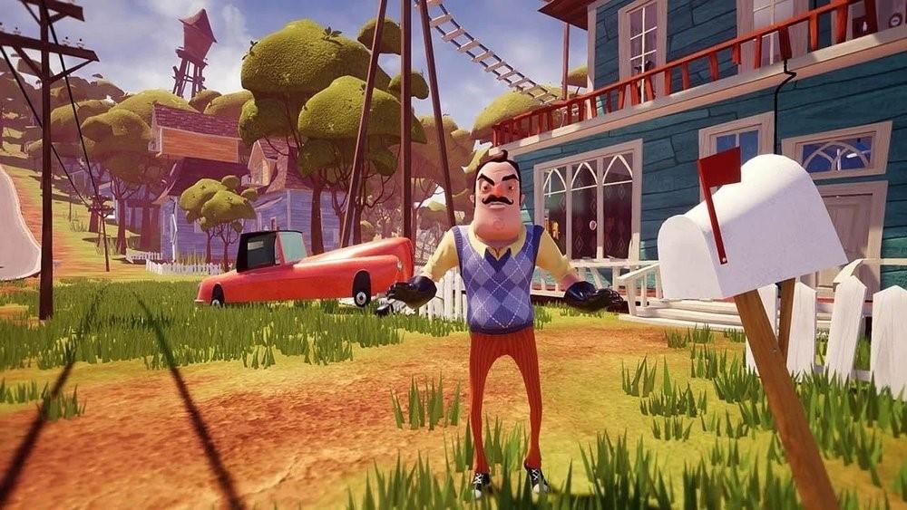 Скриншот Привет Сосед для Android