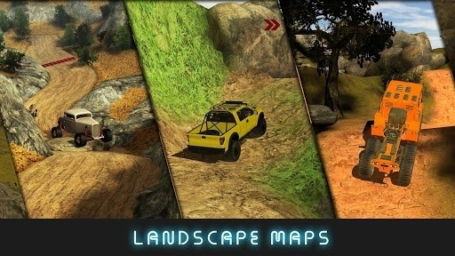 Скриншот PROJECT: OFFROAD для Android