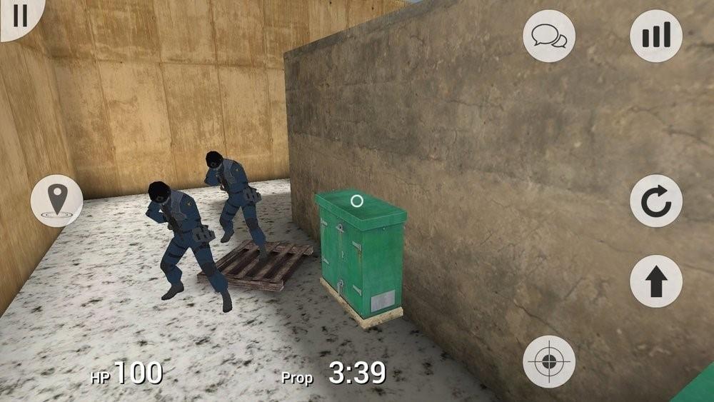 Скриншот Prop Hunt Portable для Android