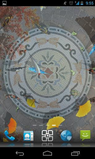 Скриншот Пруд обои для Android