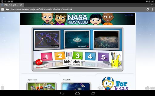 Скриншот Puffin Academy для Android