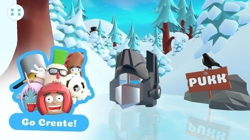 Скриншот Pukk для Android