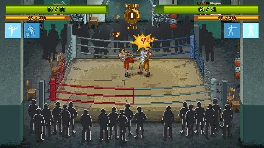 Скриншот Punch Club для Android