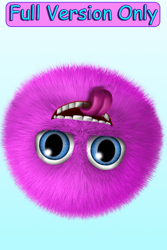Скриншот Пушистый шар живые обои для Android