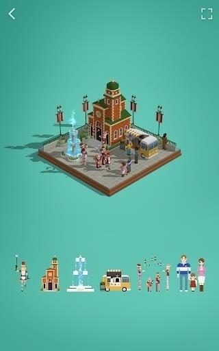 Скриншот Puzzrama для Android