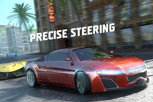 Скриншот Racing 3D: Asphalt Real Tracks для Android