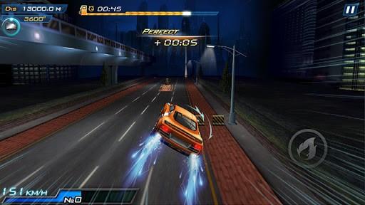 Скриншот Racing Air для Android